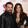 David Barrera iHeartRadio Fiesta Latina Presented By Sprint - Backstage