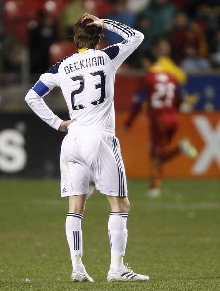 968276ec8 David Beckham Photos»Photostream · Main · Articles · Pictures · Los Angeles  Galaxy v Real Salt Lake