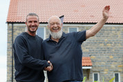 David Beckham Opens Affordable Housing Project in Pilton Village