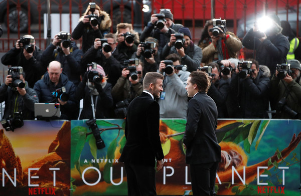 'Our Planet' Global Premiere - Red Carpet Arrivals