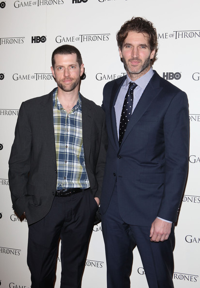 Image result for David Benioff and DB Weiss