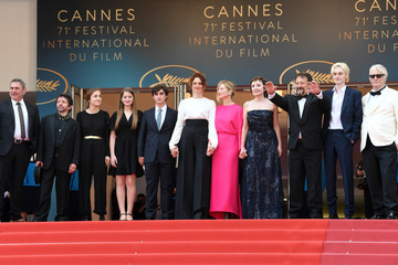 David Bennent 'Happy As Lazzaro (Lazzaro Felice)' Red Carpet Arrivals - The 71st Annual Cannes Film Festival
