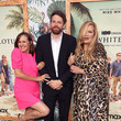 """David Bernard Los Angeles Premiere Of New HBO Limited Series """"The White Lotus"""" - Red Carpet"""