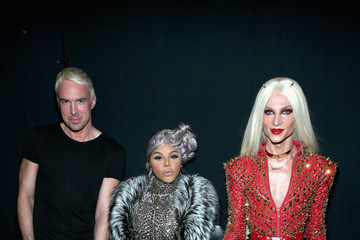 David Blonde The Blonds - Front Row - February 2018 - New York Fashion Week: The Shows