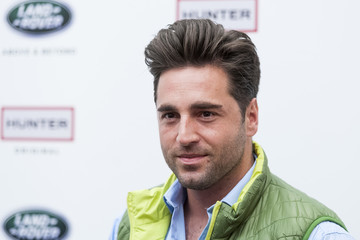 David Bustamante 'VII Land Discovery Challenge' Madrid Photocall