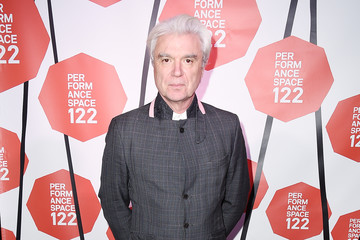 David Byrne PS122's Spring Gala 2016