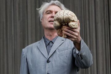 David Byrne Lollapalooza Sao Paulo 2018 - Day 2