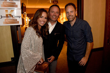 David Carr 3rd Annual KLOVE Fan Awards At The Grand Ole Opry House -  Press Room & Backstage