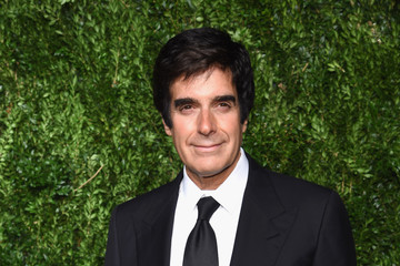 David Copperfield 14th Annual CFDA/Vogue Fashion Fund Awards - Arrivals