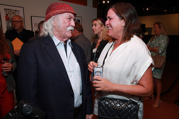 David Crosby Premiere Of Sony Pictures Classic's 'David Crosby: Remember My Name' - After Party