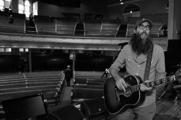 David Crowder Sam's Place - Music For The Spirit - May 03,2015