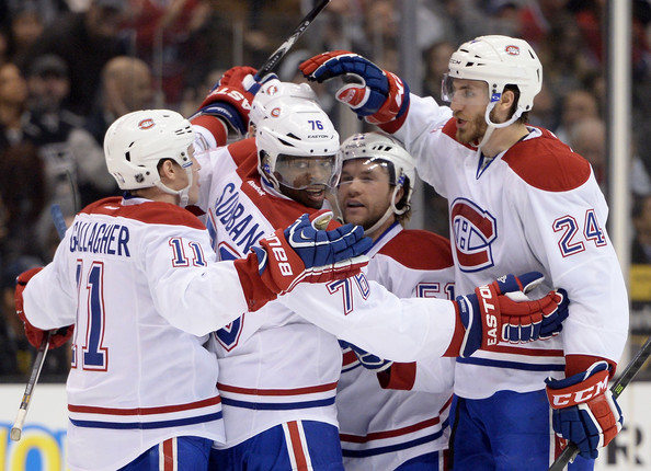 Montreal Canadiens v Los Angeles Kings []