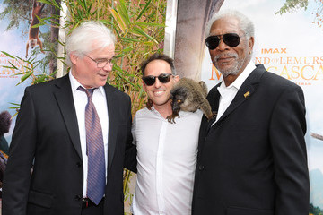 "David Douglas Premiere Of Warner Bros. Pictures And IMAX Entertainment's ""Island Of Lemurs: Madagascar"" - Red Carpet"