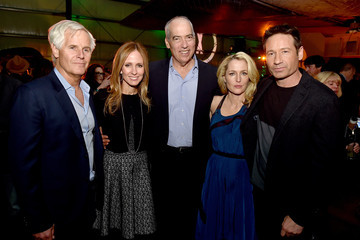 David Duchovny Premiere of Fox's 'The X-Files' - After Party