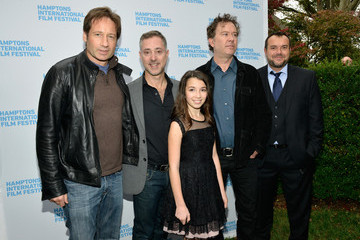 David Duchovny Hamptons International Film Festival: Day 2