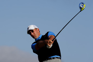 David Duval 145th Open Championship - Day One