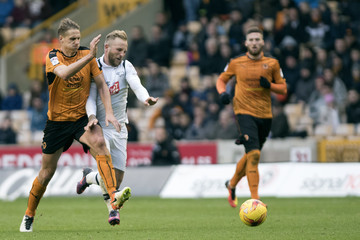 David Edwards Wolverhampton Wanderers v Derby County - Sky Bet Championship