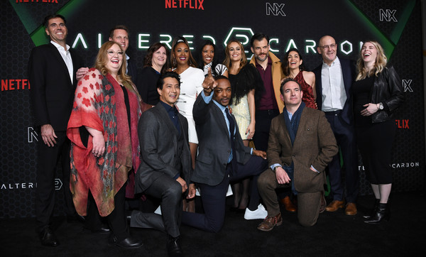 "Netflix's ""Altered Carbon"" Season 2 Photo Call"