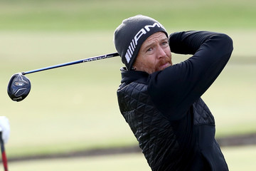 David Farrell Alfred Dunhill Links Championship - Day One