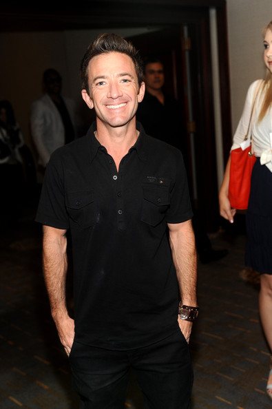 David Faustino Actor David Faustino attends the 20th Annual Race To ...