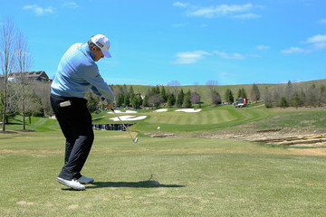 David Frost Bass Pro Shops Legends Of Golf - Round One