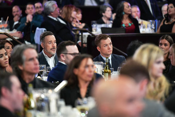 David Furnish 23rd Annual Hollywood Film Awards - Inside