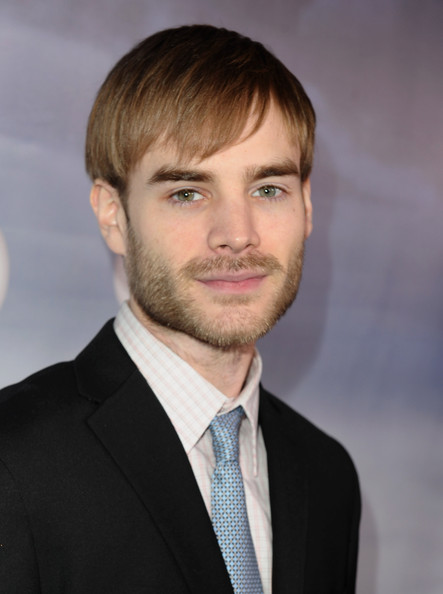 David Gallagher Actor David Gallagher arrives to Paramount Pictures    David Gallagher