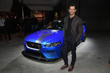 David Gandy Jaguar Land Rover Introduces Three New Vehicles From Its Special Vehicle Operations Division, Including Global Debut Of Top Of The Line 2018 Range Rover SVAutobiography