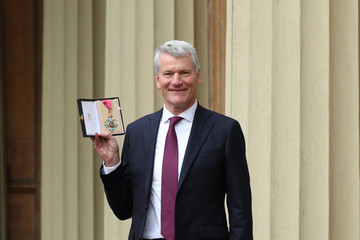 David Gill Investitures At Buckingham Palace 2020