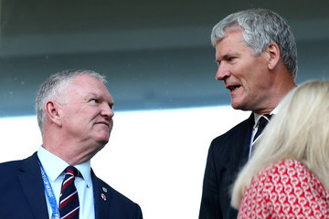 David Gill England vs. Belgium: Group G - 2018 FIFA World Cup Russia