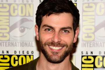 David Giuntoli Comic-Con International 2016 - 'Grimm' Press Line