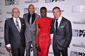 David Granger Jack Essig Arrivals at the Gala Tribute to Ralph Fiennes — Part 2