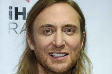 David Guetta The iHeartRadio Summer Pool Party - Backstage