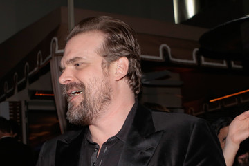 David Harbour Netflix Hosts the SAG After Party at the Sunset Tower Hotel