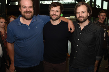 David Harbour Netflix's 'Stranger Things' Reception and Q&A
