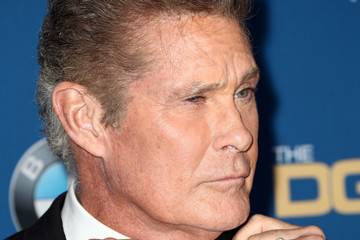 David Hasselhoff 70th Annual Directors Guild of America Awards - Arrivals