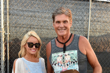 David Hasselhoff 2015 Coachella Valley Music And Arts Festival - Weekend 1 - Day 2