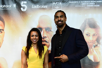 David Haye Hayemaker Ringstar Press Conference