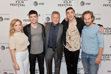 David Hoffman 'There's... Johnny!' Premiere - 2017 Tribeca Film Festival