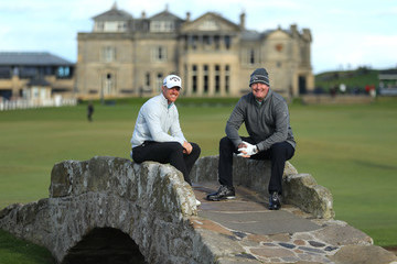 David Horsey Alfred Dunhill Links Championship - Day One