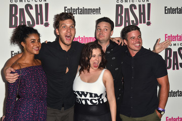 David Hull Entertainment Weekly Comic-Con Celebration - Arrivals