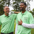 David Jacoby Jalen Rose Leadership Academy Celebrity Golf Classic