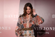 Montana Cox attends the David Jones AW19 Season Launch 'The Art of Living' at The Museum of Old and New Art (MONA) on February 5, 2019 in Hobart, Australia.