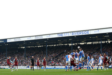David Jones Blackburn Rovers v Burnley - Sky Bet Championship