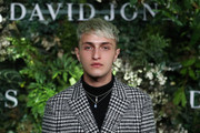 Anwar Hadid attends the David Jones Spring Summer 18 Collections Launch at Fox Studios on August 8, 2018 in Sydney, Australia.
