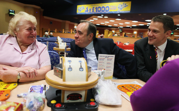 The SNP Campaigning Ahead Of The Glasgow North East By-Election