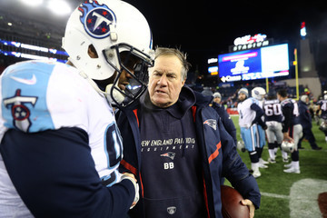 David King Divisional Round - Tennessee Titans v New England Patriots