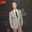 David Kirsch MBFW: Arrivals at the Style Awards