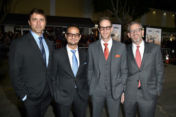 """David Koplan Premiere Of Universal Pictures And Red Granite Pictures' """"Dumb And Dumber To"""" - Red Carpet"""