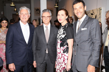David Kratz Laurie Simmons and Carroll Dunham Honored in NYC